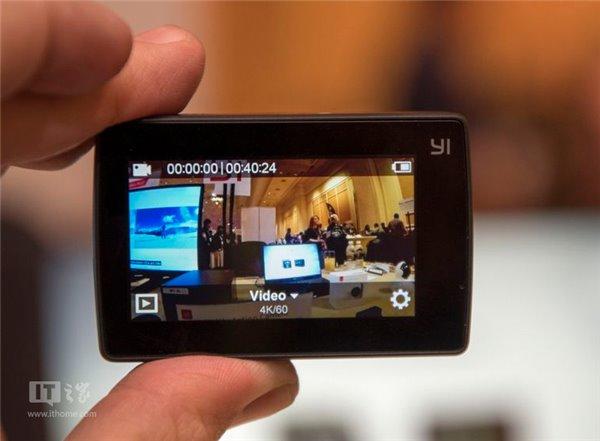 Камера Yi 4K+