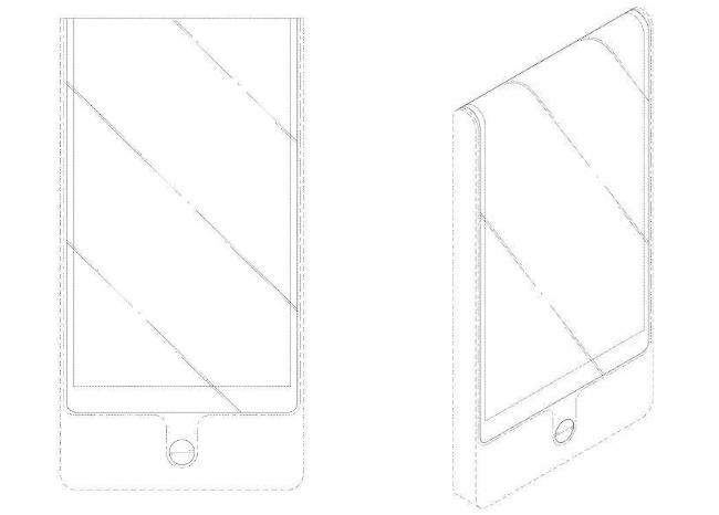 LG flex display