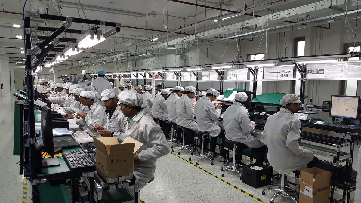 Apple Considering Moving Factories to India