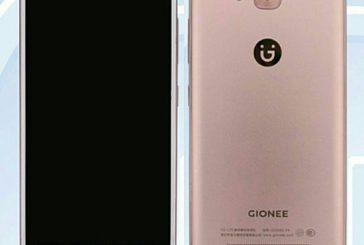 Gionee F5 прошел сертификацию в TENAA