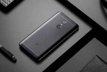 Официальный релиз Xiaomi RedMi Note 4x