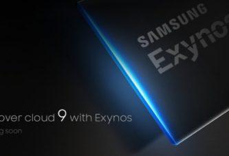 Новый процессор от Samsung Exynos 9