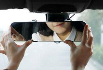 Зеркало заднего вида c камерой от Xiaomi