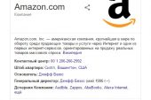Harris Poll: Amazon занял первое место