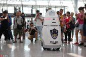 Китайский RoboCop приступили к патрулированию улиц