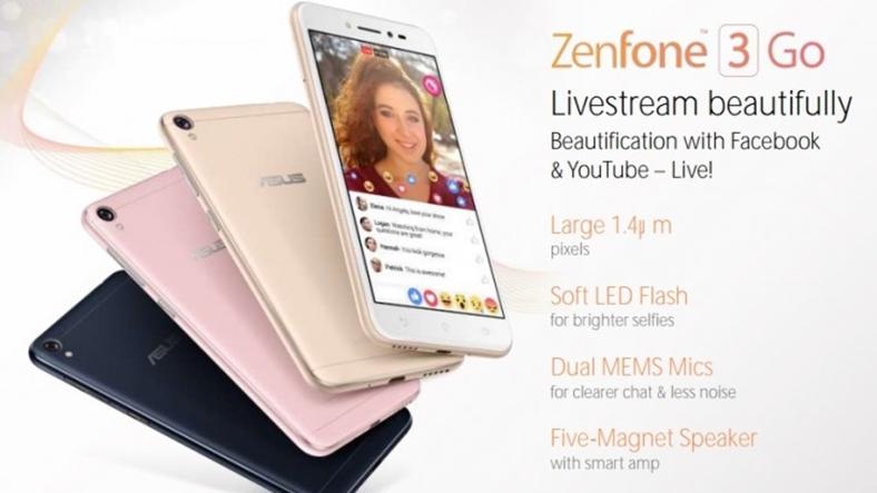 Asus Zenfone 3 Go