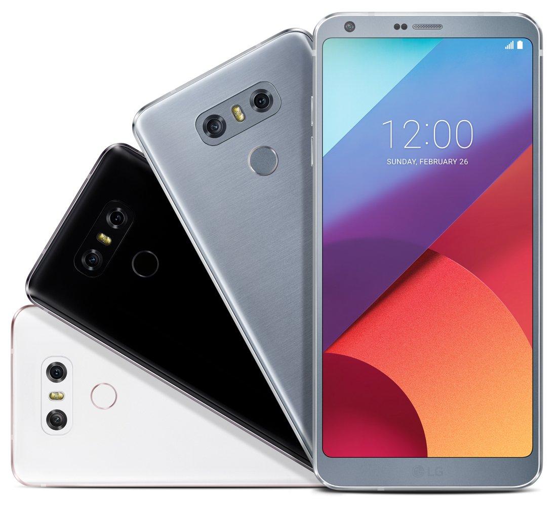 LG G6 новый флагман компании