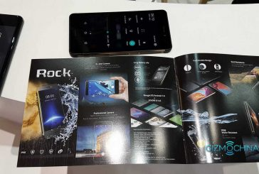 Сверхпрочный смартфон Hisense Rock