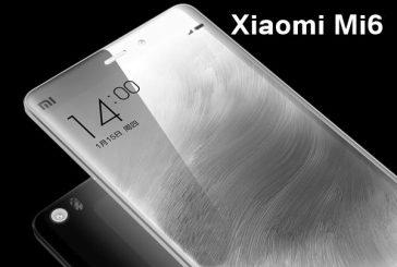 Xiaomi Mi 6 анонсируют в середине апреля