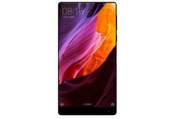 Дисплей Xiaomi Mi MIX 2 получит 93% от площади передней панели