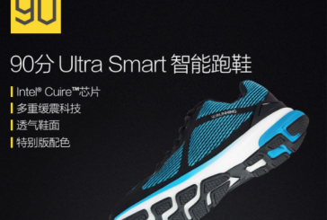 Xiaomi выпустила кроссовки Ultra Smart 90 Minutes