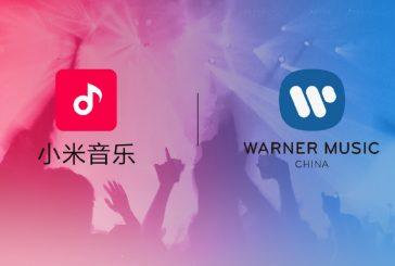 Xiaomi заключили контракт с Warner Music