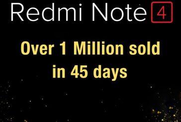 Xiaomi продала более 1 миллиона смартфонов в Индии за 45 дней
