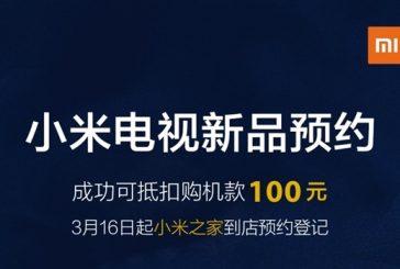 В скором времени Xiaomi выпустит новый Mi TV