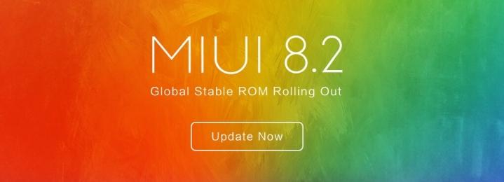 MIUI 8.2 Global Stable