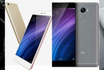 Что выбрать: Xiaomi Redmi 4a, Redmi 4, Redmi 4x, Redmi 4 Prime