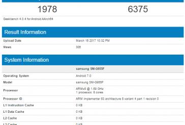 GeekBench: Kirin 960 vs SD 835 vs Exynos 8890