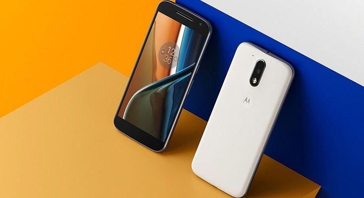 Motorola - Moto E4