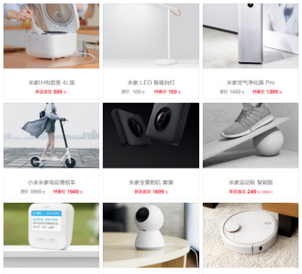 top 10 xiaomi products