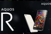 Новый флагман Sharp Aquos R со странным дизайном