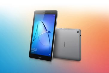 Huawei выпустил новые планшеты MediaPad T3