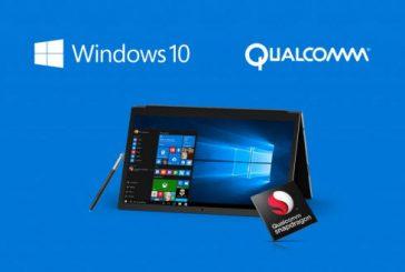 Ноутбуки Win 10 на базе процессоров Qualcomm поступят на рынок в этом году