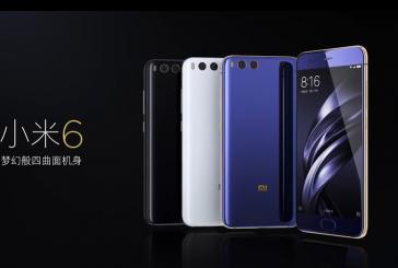 Первый тираж Xiaomi Mi6 составит всего 80000 смартфонов