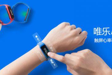 Новый фитнес браслет от Xiaomi