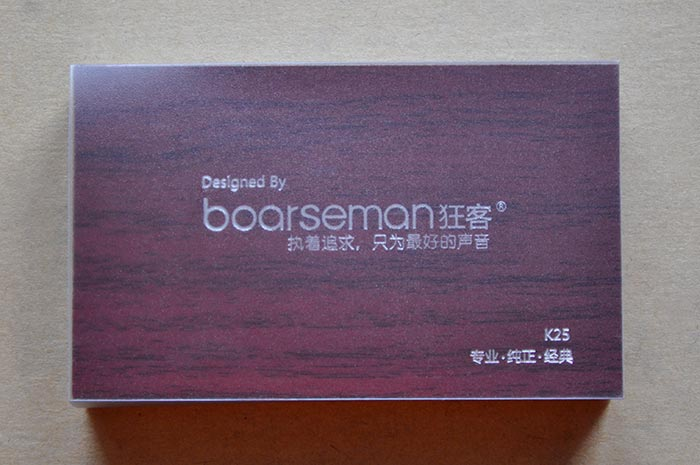 Boarseman K25