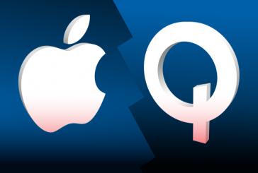 Противостояние между  Apple и Qualcomm набирает новые обороты