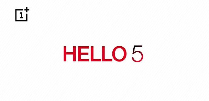 OnePlus 5!