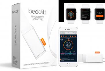Компания Apple приобрела фирму Beddit