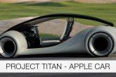 Apple Project Titan разрабатывают беспилотный автомобиль
