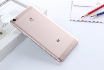 Выход Xiaomi Mi Max 2 запланирован на 23 мая