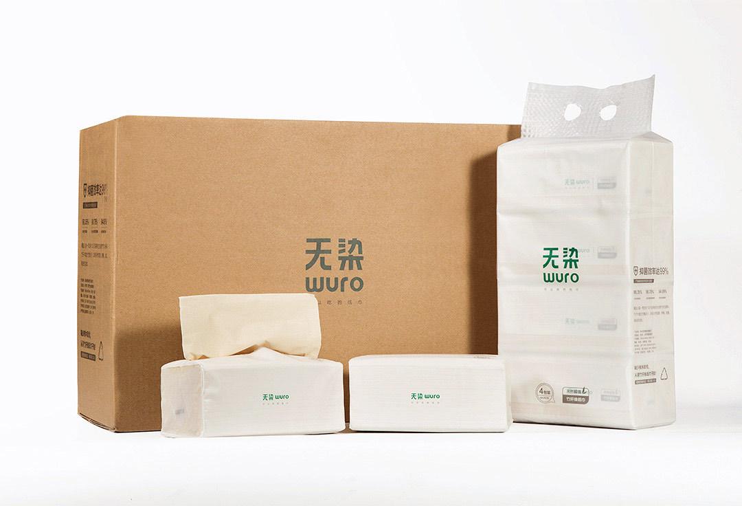 антибактериальную ткань из бамбука Wuro