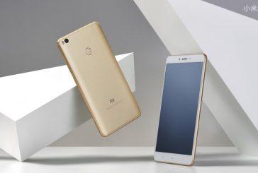 Xiaomi анонсировали новый фаблет Mi Max 2