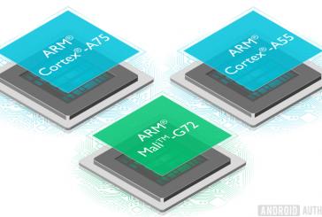 ARM анонсировала два новых ядра для процессоров и  одно новое ядро для графических процессоров