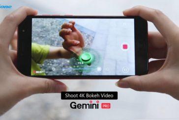 Ulefone Gemini Pro демонстрирует видео 4К  с эффектом боке