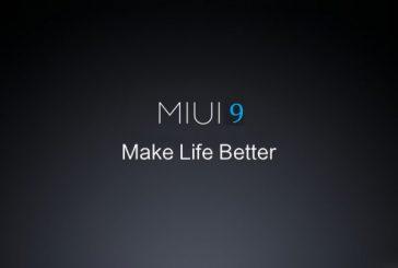 Обновление MIUI 9 выйдет в июле