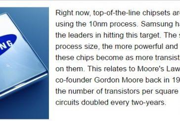 Samsung планирует выпуск 4нм процессоров