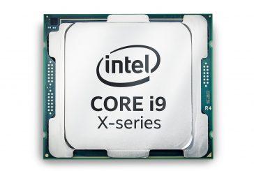 Компания Intel представила  новый революционный продукт— Intel Core i9