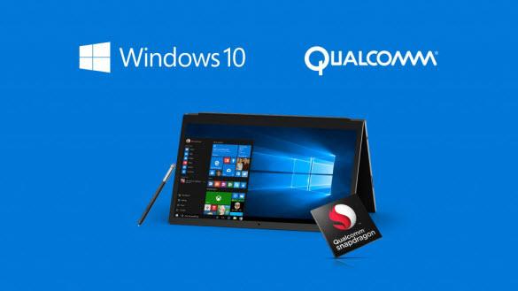 Microsoft и Qualcomm