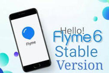 Meizu выпустила обновление Flyme 6.1.0.0A
