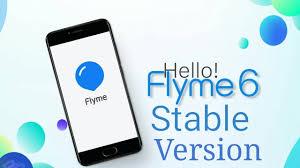 Meizu Flyme 6.1.0.0A
