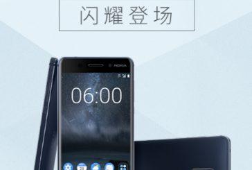 Смартфон Nokia 6 выйдет в новом цвете