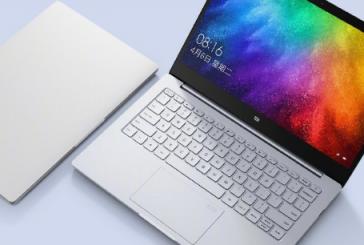 Обновленная версия Mi Notebook Air со сканером отпечатков пальцев