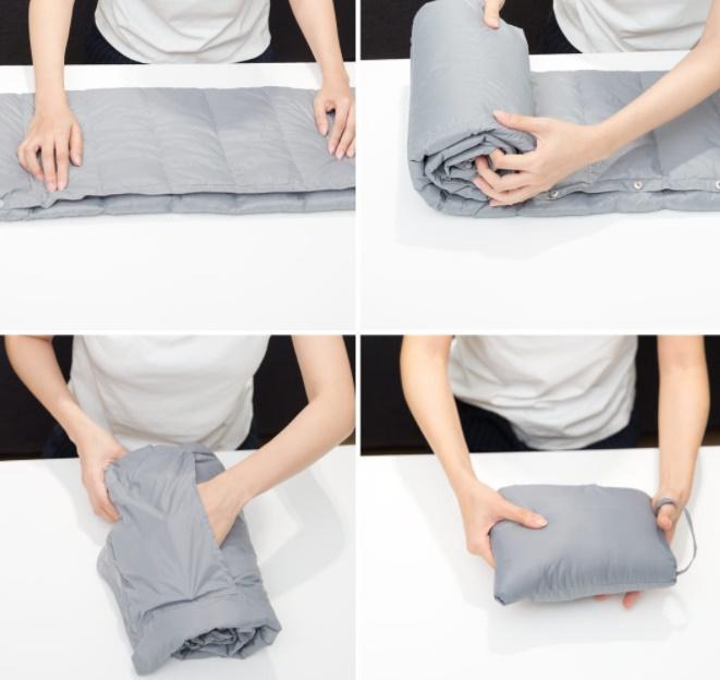 Умное одеяло