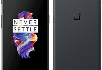 Спустя месяцы ожидания новый флагман  OnePlus 5, наконец, официально представлен публике