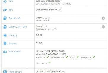 YotaPhone 3 был замечен в базе данных GFXBench