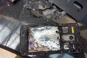 Серия взрывов Lenovo K4 продолжается